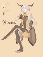 fashionista demon prince mocha by PRllNCE