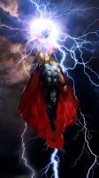 Son of Asgard by uncannyknack