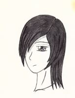 Emo Boy by chibbyart