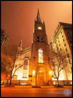 Collegiate Reformed Church by AzankinoKING
