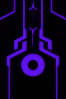 TRON Purple by StArL0rd84