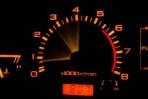 Slow shutter speedometer by Deerhurst556