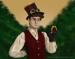 Time to Steampunk! by DiegoAGM