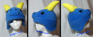 Custom Hat by PurgatorianHeir