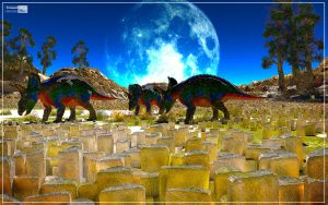 Walking with Dinosaurs by FOTOMASTER03