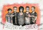 Sleeping With Sirens by Kagoe
