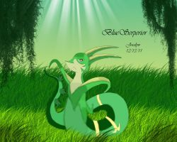 Serperior by BlueySerperior