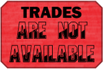 Not Available Trades Badge by LevelInfinitum