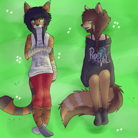 It would be nice if you were here. by Skailak