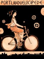 classwork: velocipede by Kaede-chama