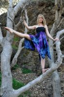 Talya - tree dance 1 by wildplaces