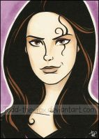 Vestara Khai Sketch Card by Todd-the-fox