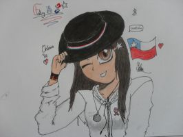 Chilenita '18 S' Chile by NagareStar