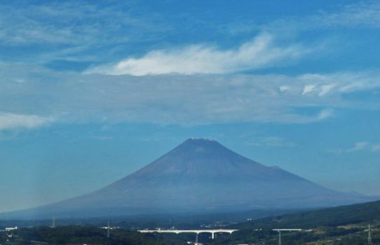Mount Fuji 2 by TFuruhashii