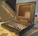 Retrofuture Laptop Exterior by Angelwyng