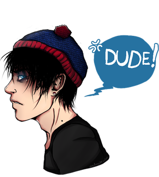Dude! by Micatsa