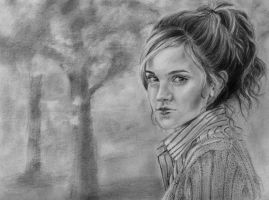 Emma Watson, reattempted by CeciliaSal