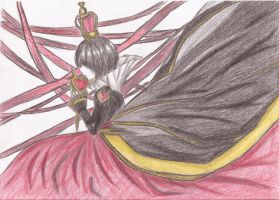 Queen of Hearts .::Alice Madness Return::. by Miku-ukiM