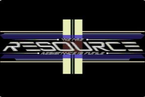 [8bit] ReSourCe Logo by MaestroAmN
