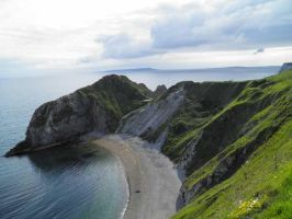 Jurassic Coast 7 by JanuaryGuest