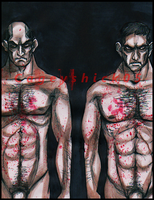 Outlast: The Twin Brothers by Cageyshick05