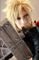 cloud strife_6 by kaname-lovers