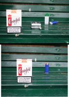 Shot III and IV - Cigarettes by frago86