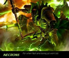 Necrons by Darkrai113