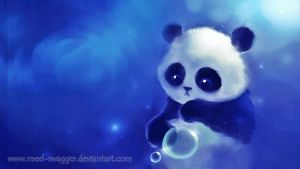 Wallpaper Panda by MeeL-Swagger