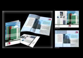 real-estate brochure 3 by heranush