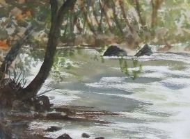 Water Colour Big Brush 3 by meeart