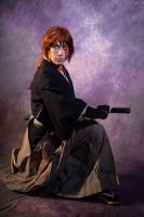 Rurouni Kenshin: At the Ready by xXBrokenMemoriesXx