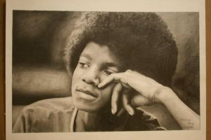 Young Mikey by 1brownchocolate