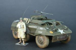 M20 Armored Utility Car by shonenred