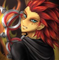 Axel - my first try by dream-whizper