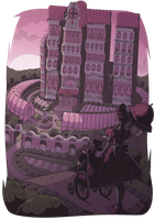 Rococo [ARGH!tecture] - MERCI Hospital by PillGrim-is-so-Grim