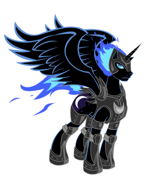 DarkHorse Knight by vegeta0777