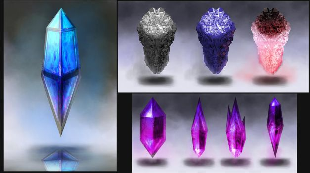Crystal Concepts by JamesFinlayson