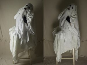 Bedsheet Ghost 13 by The-Lionface