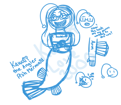 im not missing out on mermay by KawaiiLove2000