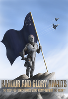 Honour and Glory Awaits by Aanker