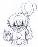 Pennywise, the Dancing Clown by Seal-of-Metatron