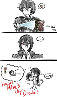Voli's present to Daisy LAWL by AgateophobicDetraque