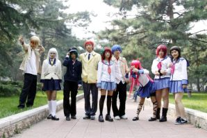 Angel Beats - ED by midoriP