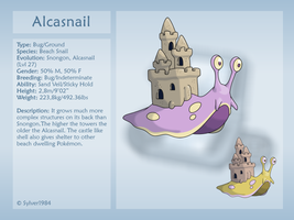 Alcasnail by sylver1984