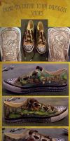 HTTYD Shoes by sharkie19