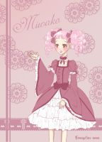 Miwako the sweet lolita by Evangeline-moon