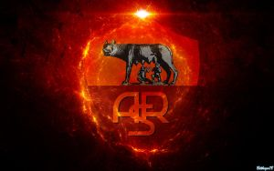 AS Roma Wallpaper 8 by Belthazor78