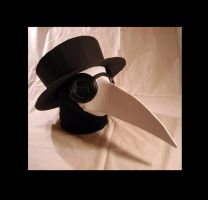 The Plague Doctor by daspx