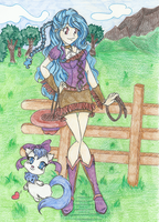 WSSS 2013 - Iris Cowgirl by whisperimaginary